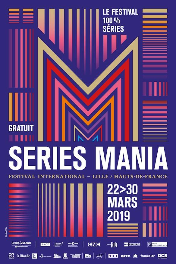 Affiche Series Mania